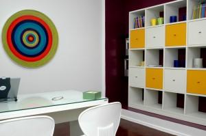 sala Assistente Social- Arquitetos Ana Paula de Castro  e sanderson Porto
