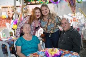 festa junina 2019 eu ,Raquel e madrinha e padrinho